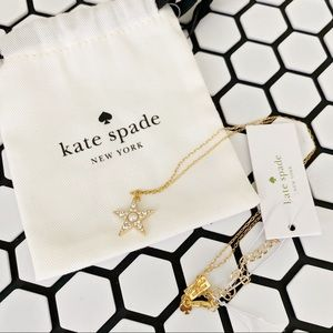 Kate Spade Seeing Stars Necklace